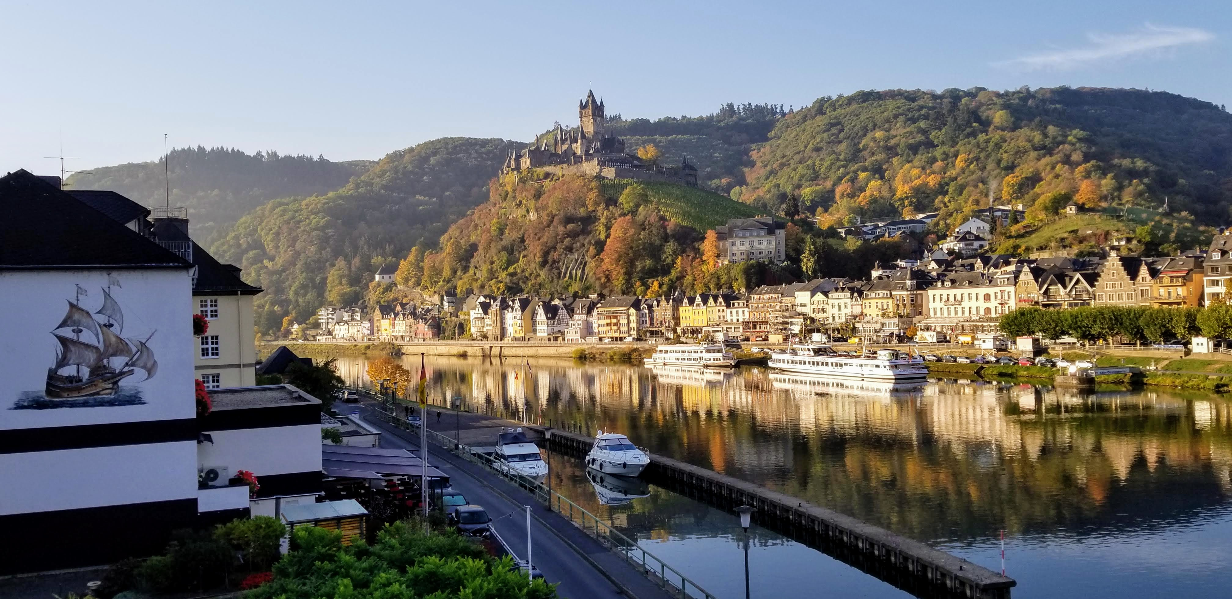 Europe on a River Cruise