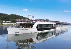 AmaWaterways - an alternative to Viking
