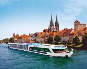 A river cruise is a great option for the solo traveler