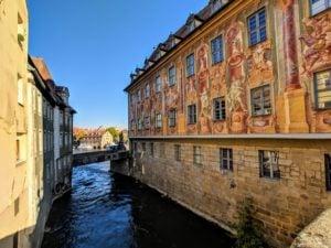 Go Astro Travel Bamberg River cruise