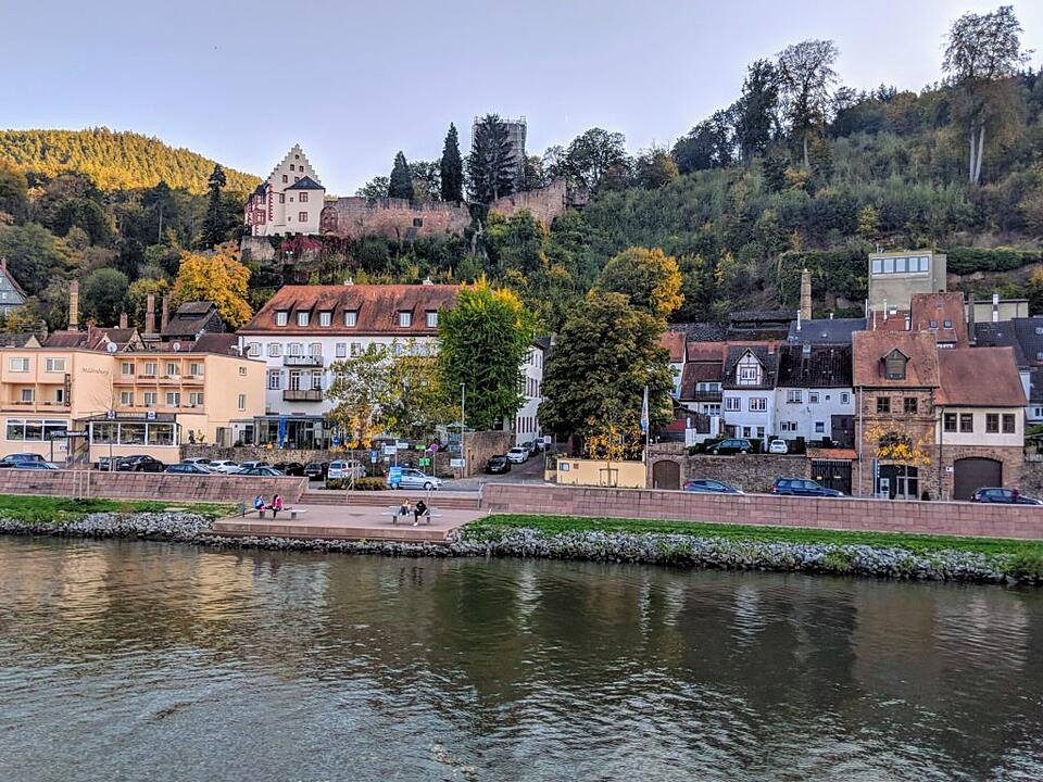 Go Astro Travel views along the Rhine River Germany river cruise