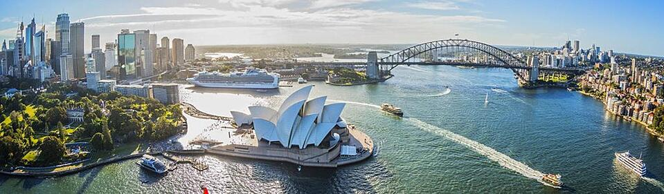 Travel with Tauck to Australia