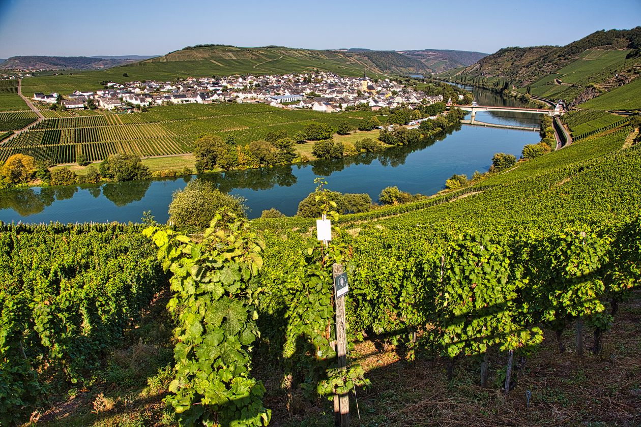 Moselle River from Wall Street Journal