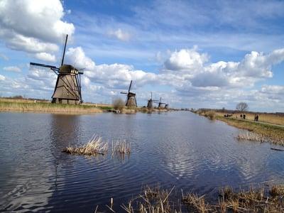 Netherlands April 2015