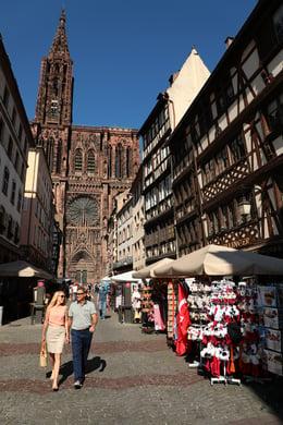 RHINE_Strasbourg_cathedral