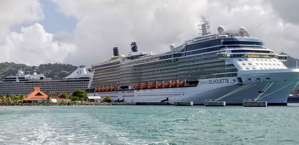 Oceania and Celebrity - not budget cruises