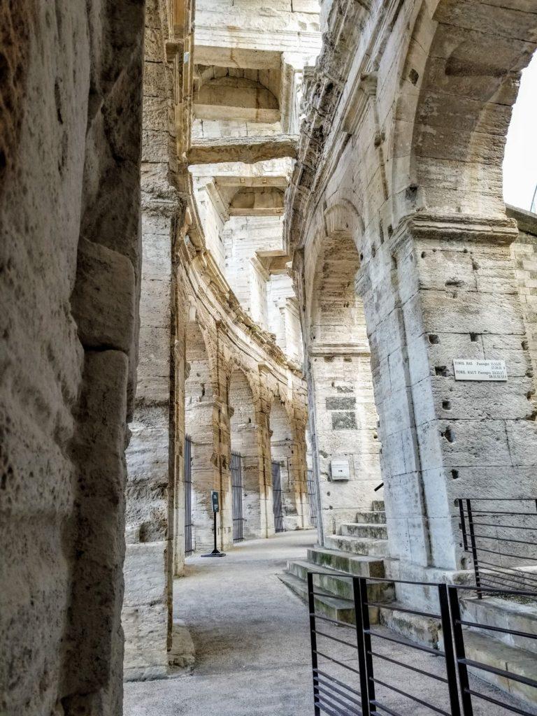 Coliseum Arles France AmaWaterways River Cruise