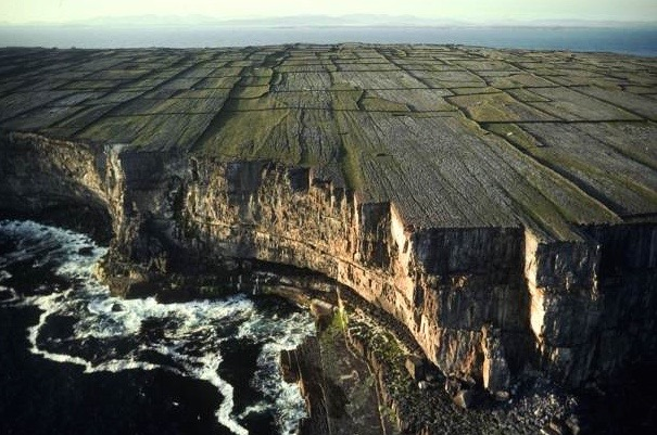 Is travel good for you?  If you go to Aran Island in Ireland - yes