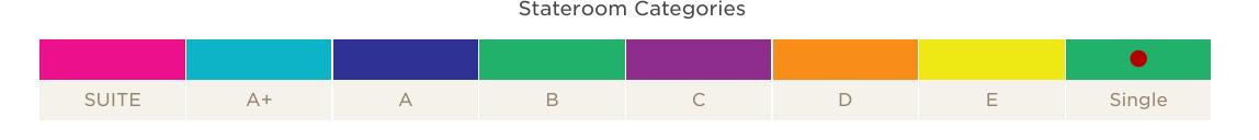 key stateroom